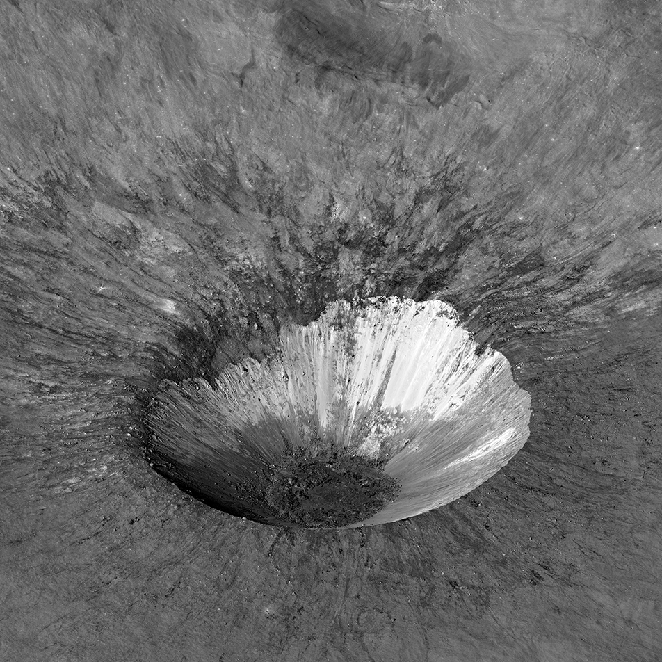 Hell Q crater