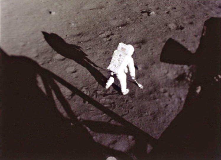 Armstrong collects contingency sample
